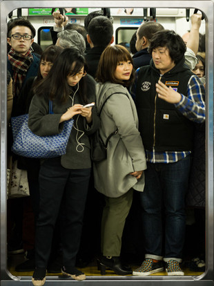 TOKYO SUBWAY 43