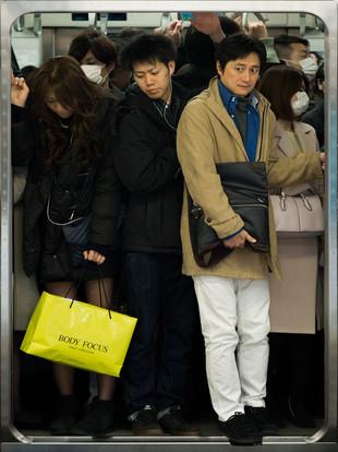 TOKYO SUBWAY 25