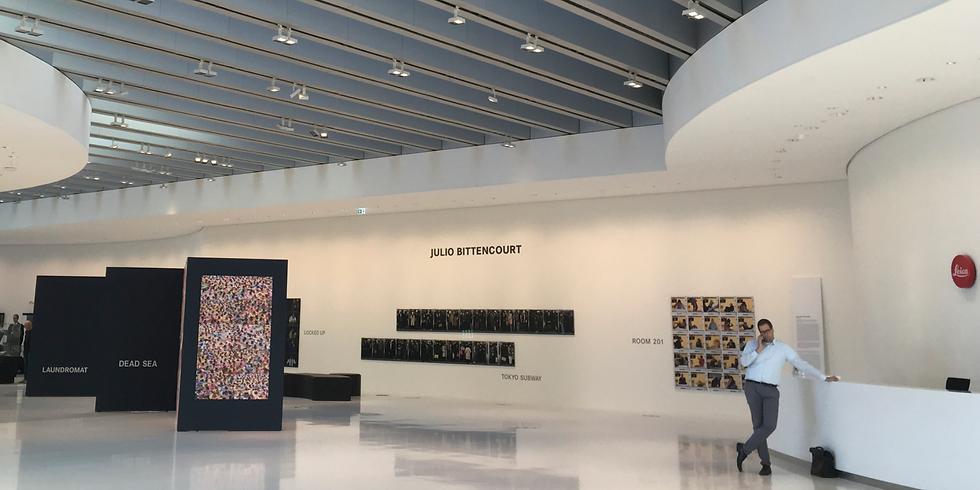 Exhibition Opening at Leica Gallery Wetzlar