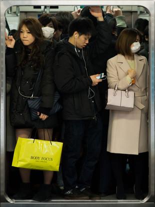 TOKYO SUBWAY 17