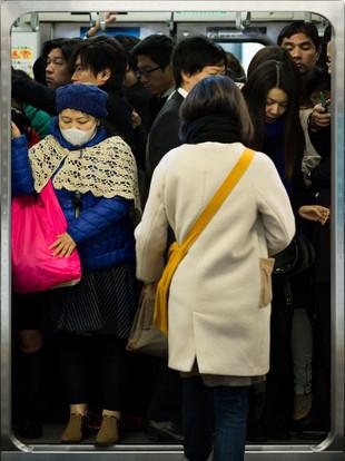 TOKYO SUBWAY 22