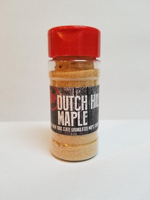 3 oz Granulated Maple Sugar Shaker