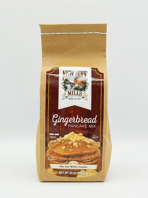 Gingerbread Pancake Mix