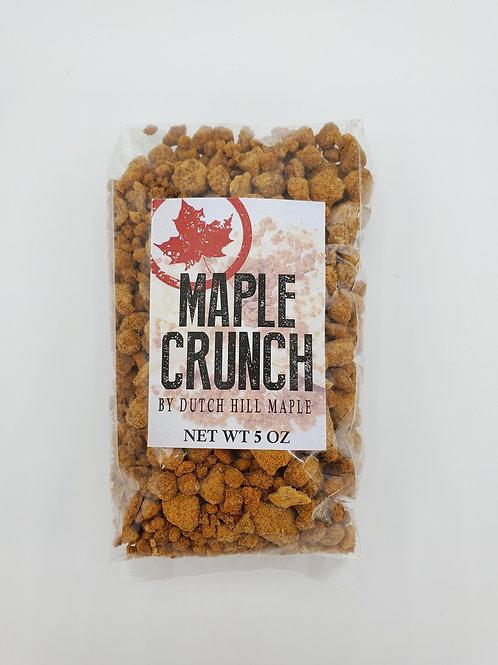 Mini Maple Crunch