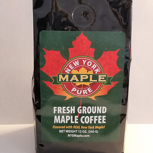 Maple Coffee (Ground or Whole Bean)