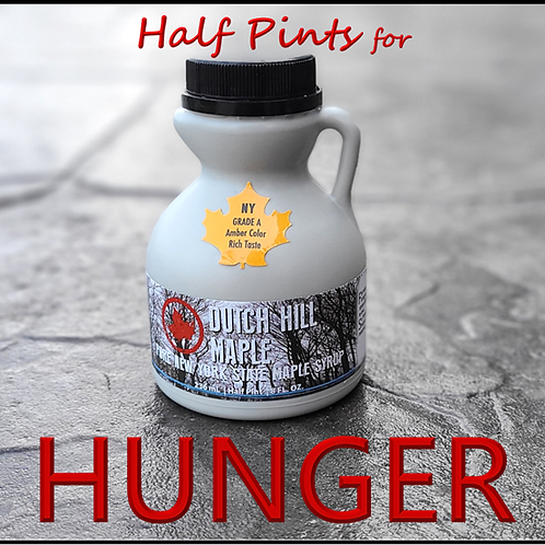 Half Pints for Hunger