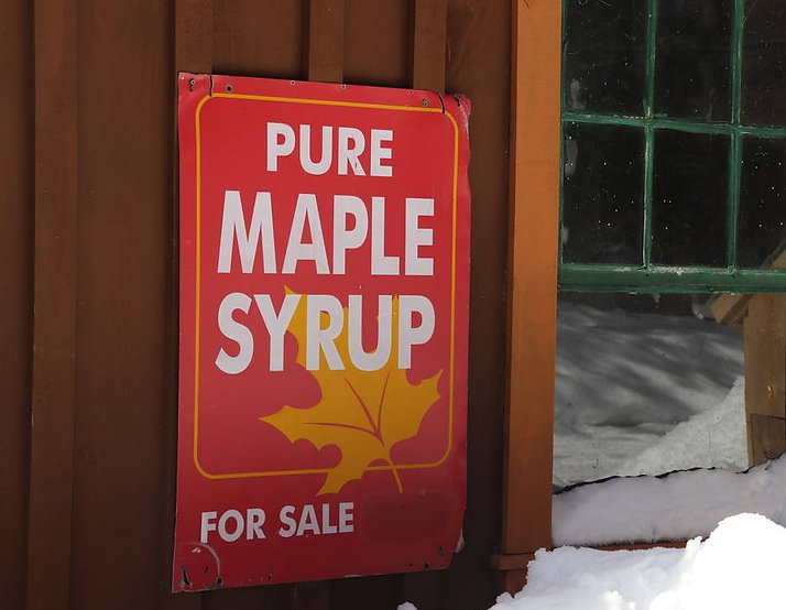 pure maple syrup for sale