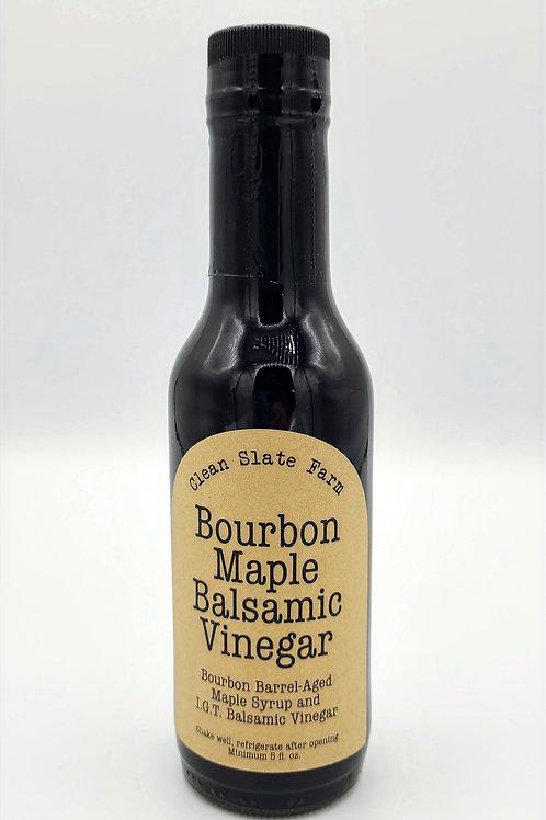 Bourbon Maple Balsamic Vinegar