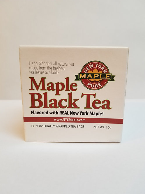 Maple Black Tea