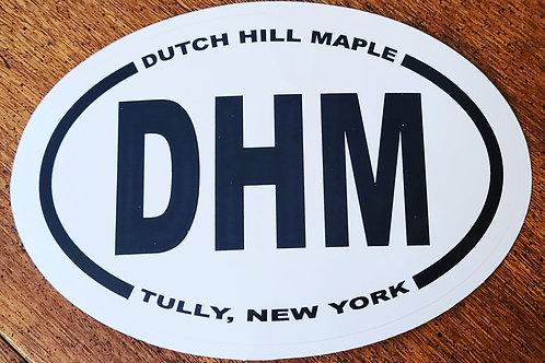 DHM Bumper Sticker
