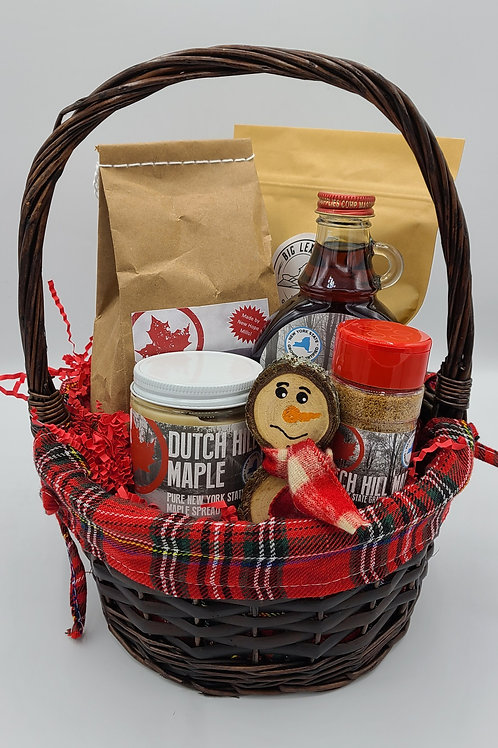 Holiday Breakfast Basket