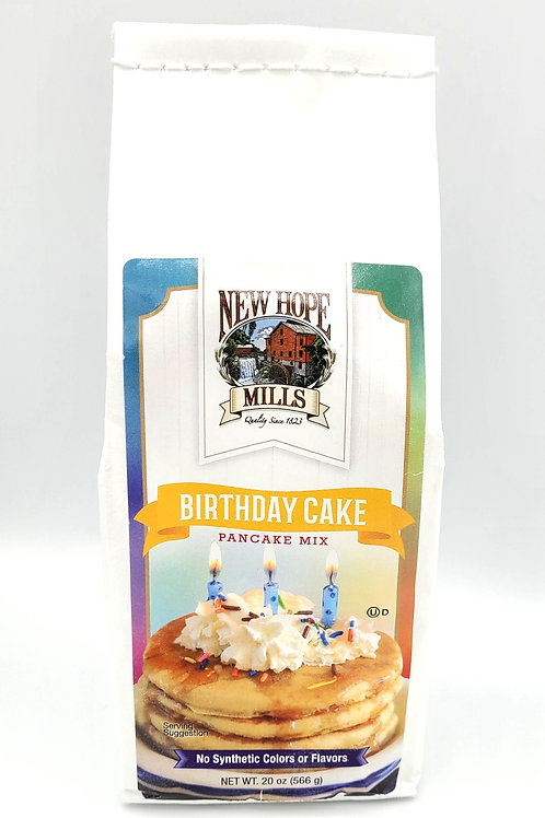 Birthday Cake Pancake Mix