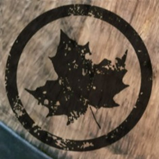 Bourbon Barrel Aged Maple Syrup Gallon