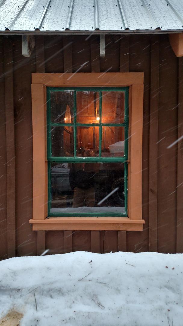 sugarhouse window
