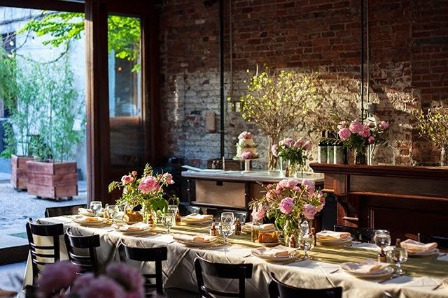 纽约小型婚礼