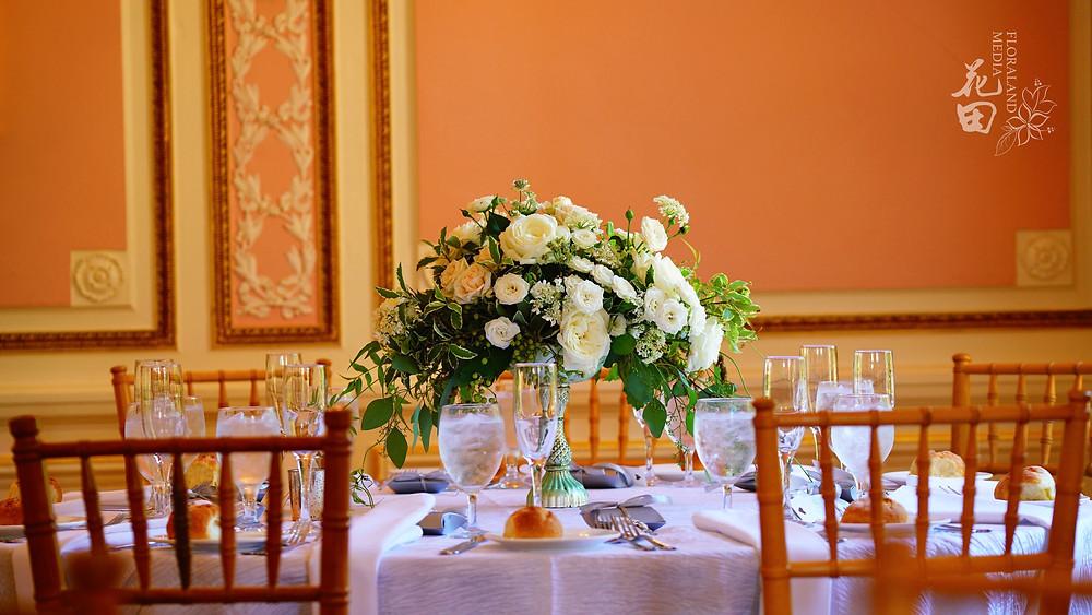 纽约婚礼策划 花田婚典 Floraland Wedding