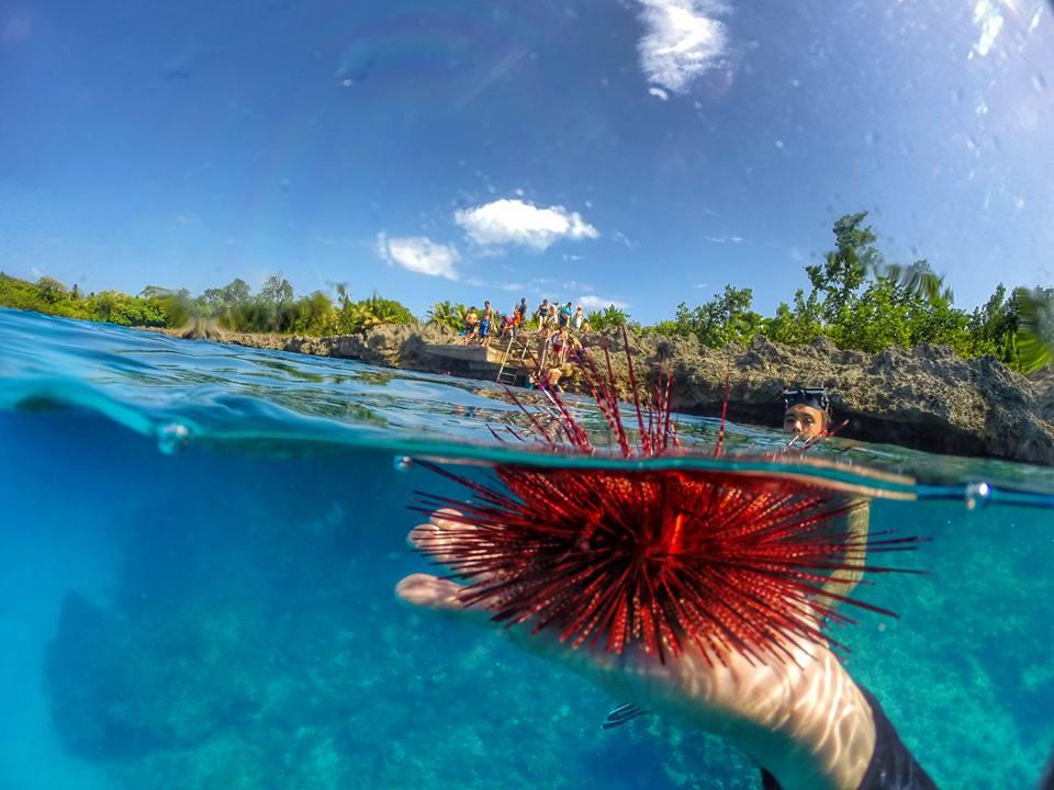 mar de san andrés islas
