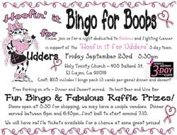 Bingo for Boobs