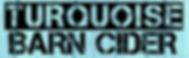 Turquise Ban Cider logo
