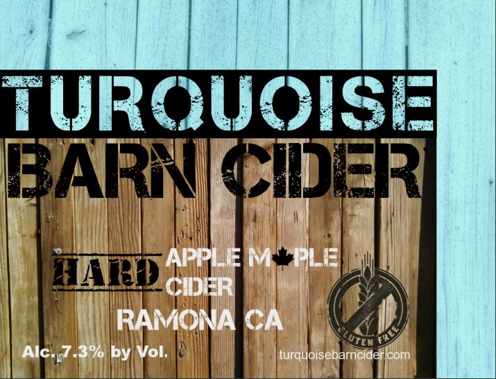 Apple Maple Hard Cider