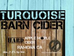 Apple Maple Hard Cider