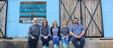 The Turquoise Barn Cider Family
