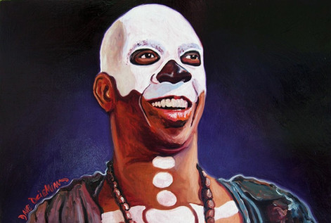 Baron Samedi Laughs At Your Fear 10x16.j