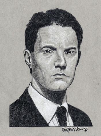 Special Agent Dale Cooper, Twin Peak