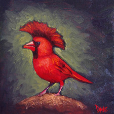 Punk Bird 1