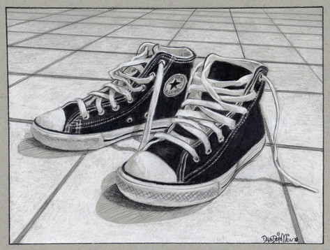 Another Pair Of Fin's Chucks