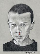 Eleven, Stranger Things, Version 1