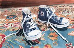 Fin's Sneakers
