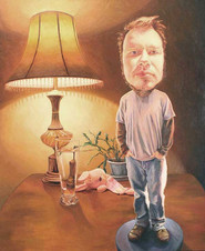 Self Portrait as Bobblehead