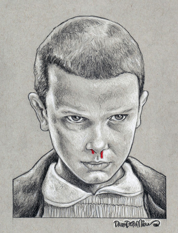 Eleven, Stranger Things, Version 2
