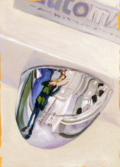 Hand Dryer Or Germ Spreader