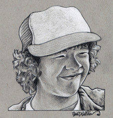 Dustin, Stranger Things