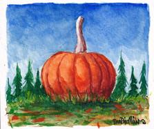 Not Quite The Great Pumpkin