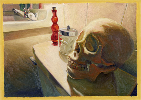 Skully's Toilet