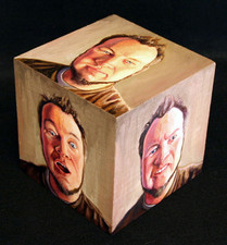 Mood Cube, sides 4, 5, 6