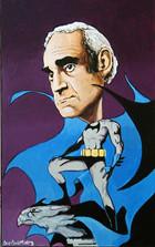 Abe Vigoda Is The Dark Knight