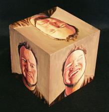 Mood Cube, sides 1, 2, 3
