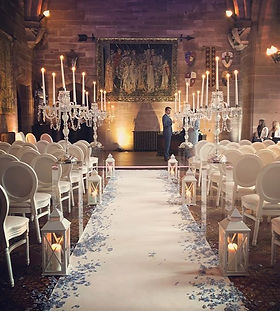 Such a stunning set up on Sunday for our