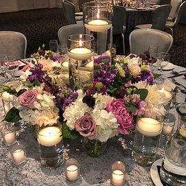 Wedding Floral Centrepieces