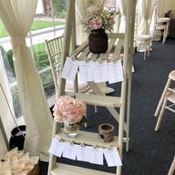 Step ladder table plan