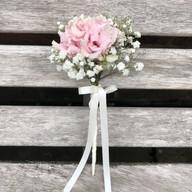 Flower girl wand wedding
