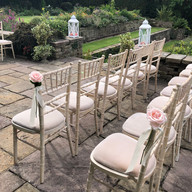 Outdoor ceremony Hilltop Country House