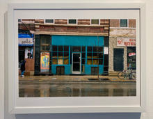 Title: 18th Street Chicago. 4/50, 2021. Size: 14x11 inches.