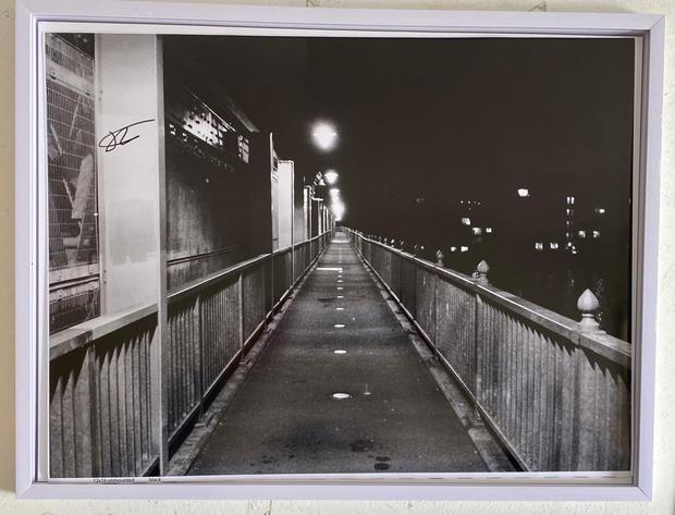 Title: Putney Railway Bridge. Size: 17x13 inches