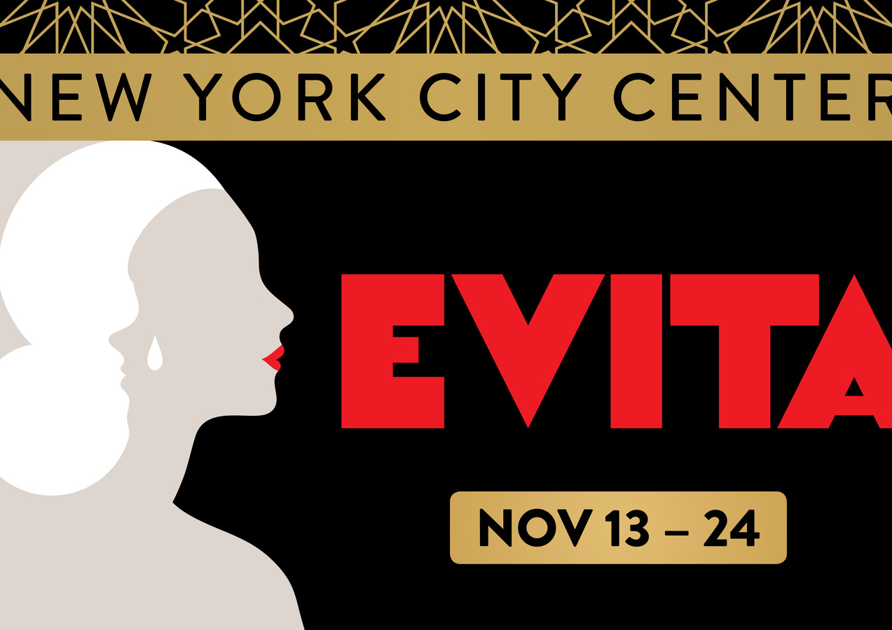 EVITA at New York City Center