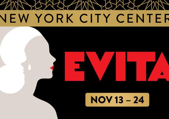 EVITA at New York City Center